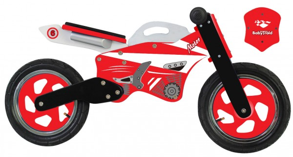 "BabyTrold ""Motorbike"""