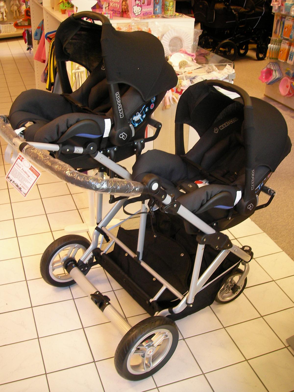 bassonbaby duo twin d nische kinderwagen jedo trille basson baby kronan bei my. Black Bedroom Furniture Sets. Home Design Ideas