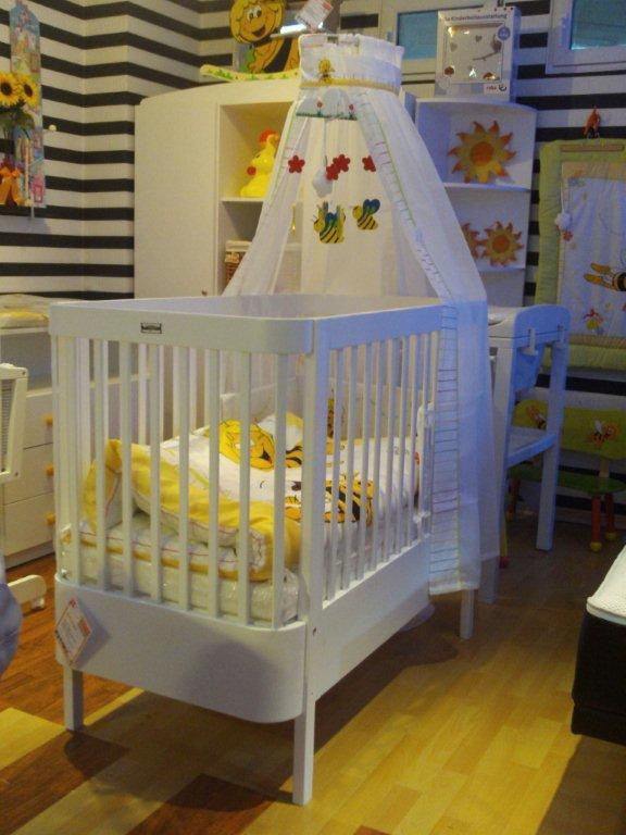 kinderbett per d nische kinderwagen jedo trille basson baby kronan bei my. Black Bedroom Furniture Sets. Home Design Ideas