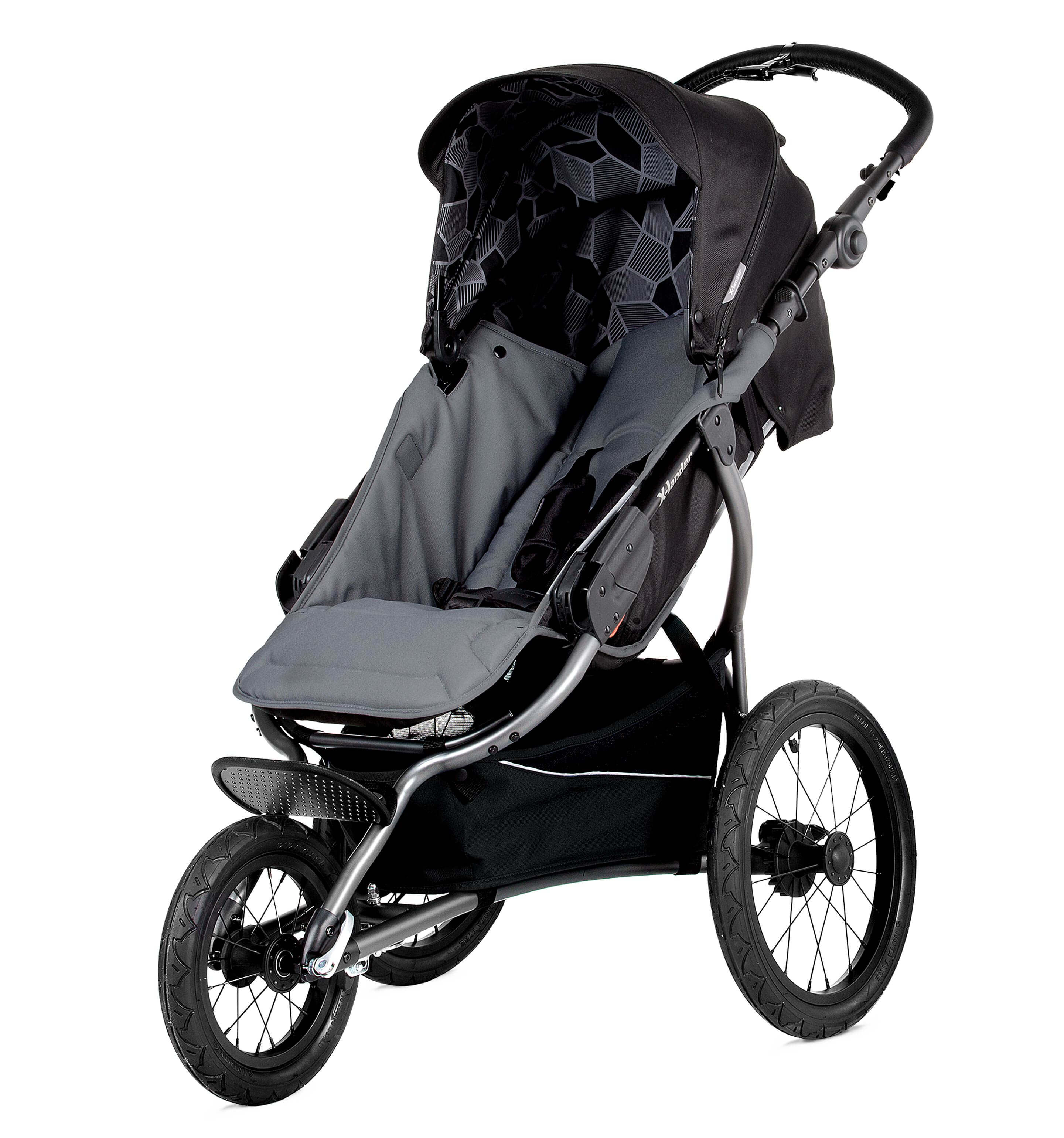 x lander buggy jogger d nische kinderwagen jedo trille basson odder bei my. Black Bedroom Furniture Sets. Home Design Ideas